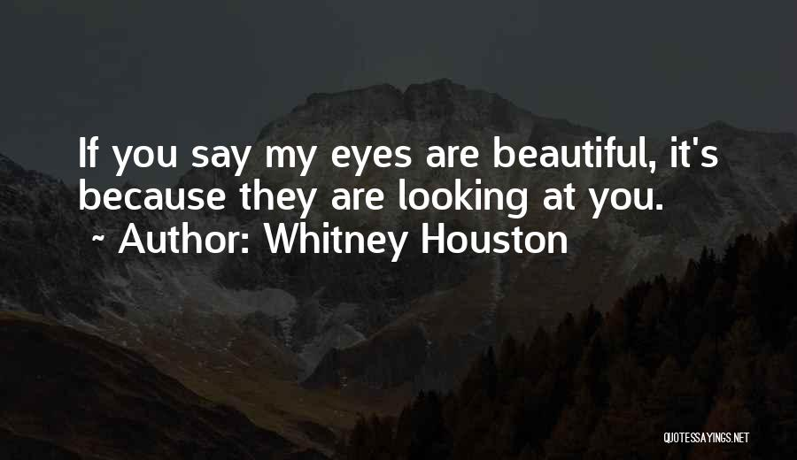 Whitney Houston Quotes 952117