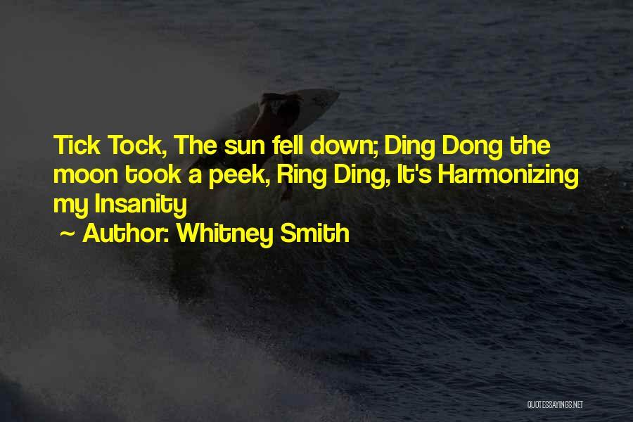Whitney Smith Quotes 2057933