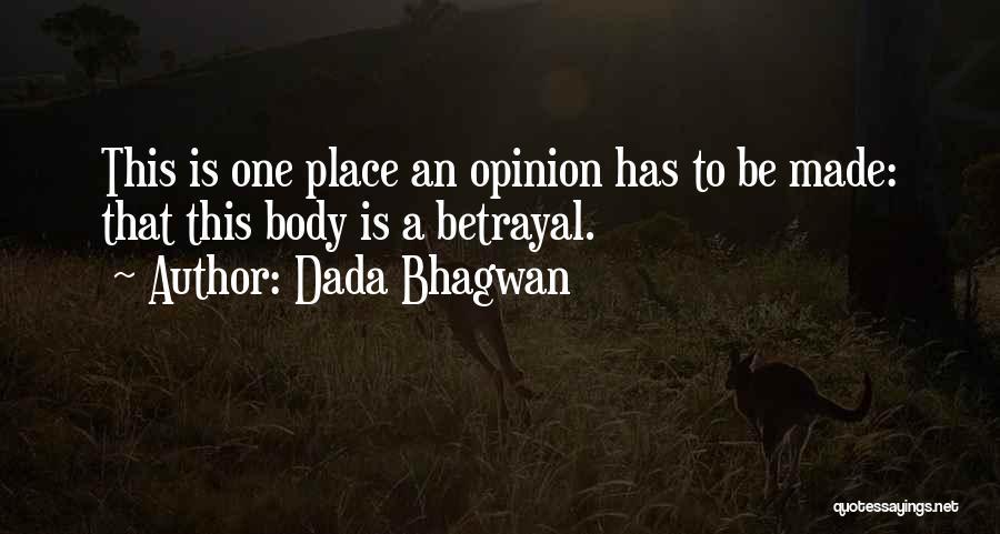 Who Am I Quotes By Dada Bhagwan