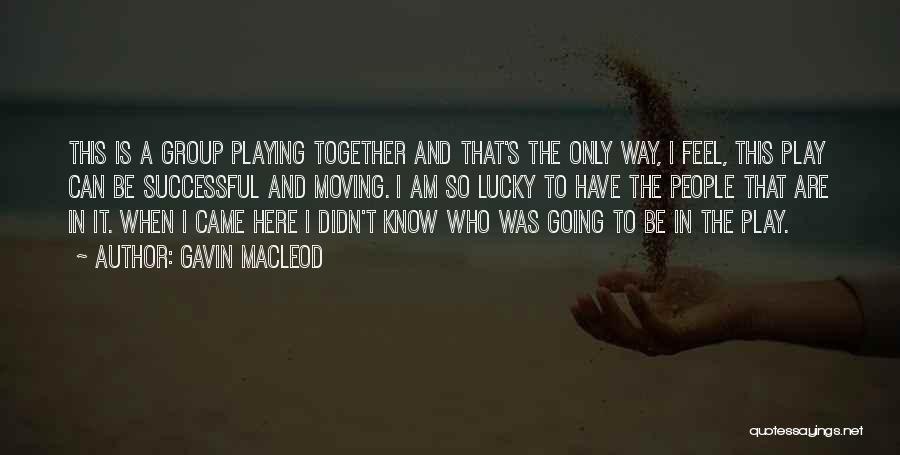 Who Am I Quotes By Gavin MacLeod