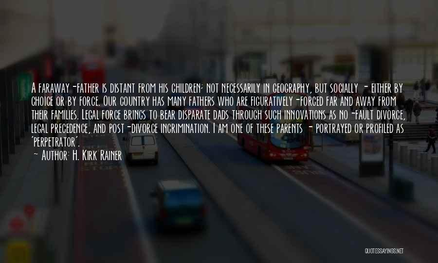 Who Am I Quotes By H. Kirk Rainer