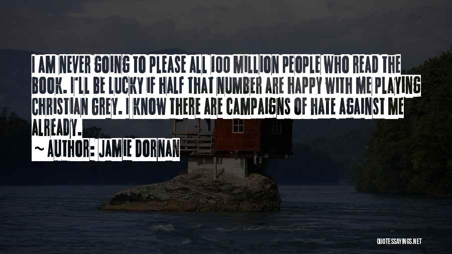 Who Am I Quotes By Jamie Dornan