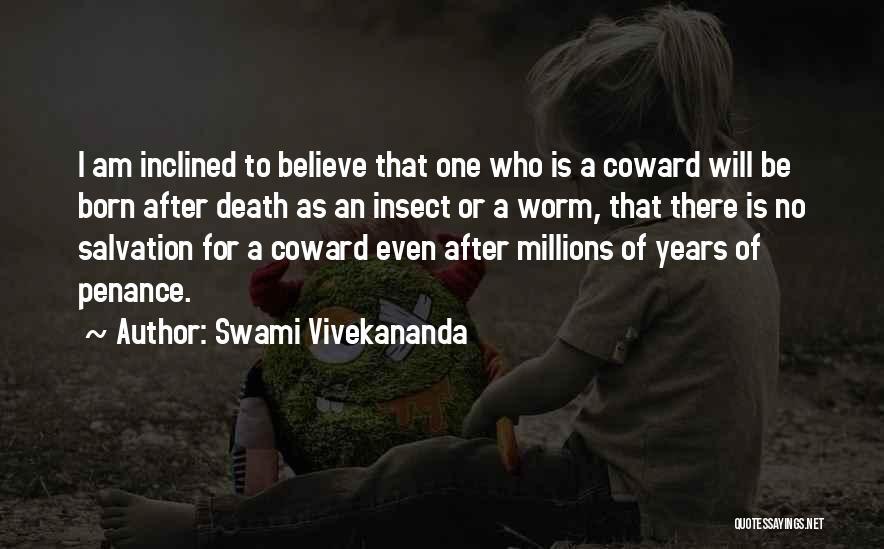 Who Am I Quotes By Swami Vivekananda