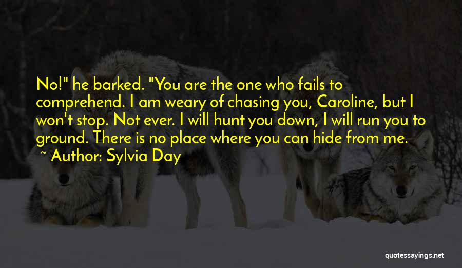 Who Am I Quotes By Sylvia Day