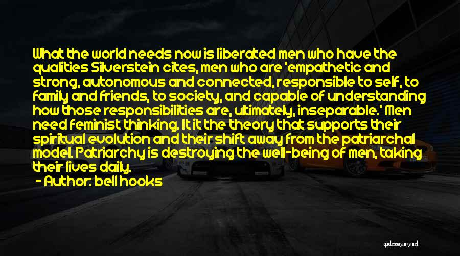 Who Are Good Friends Quotes By Bell Hooks
