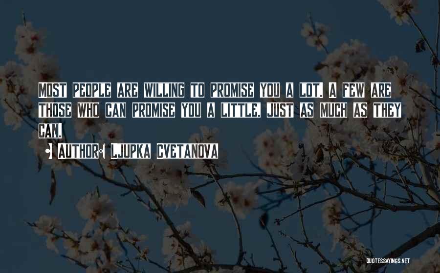 Who Are Good Friends Quotes By Ljupka Cvetanova