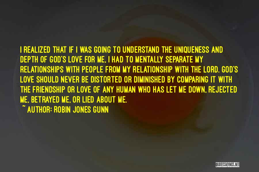 Who Betrayed Who Quotes By Robin Jones Gunn