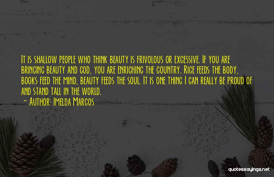 Who God Is Quotes By Imelda Marcos