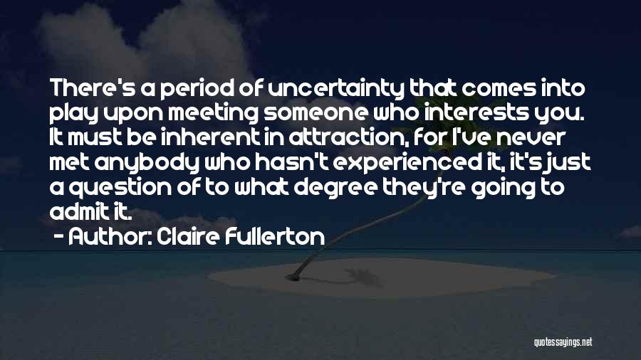 Who Irish Quotes By Claire Fullerton