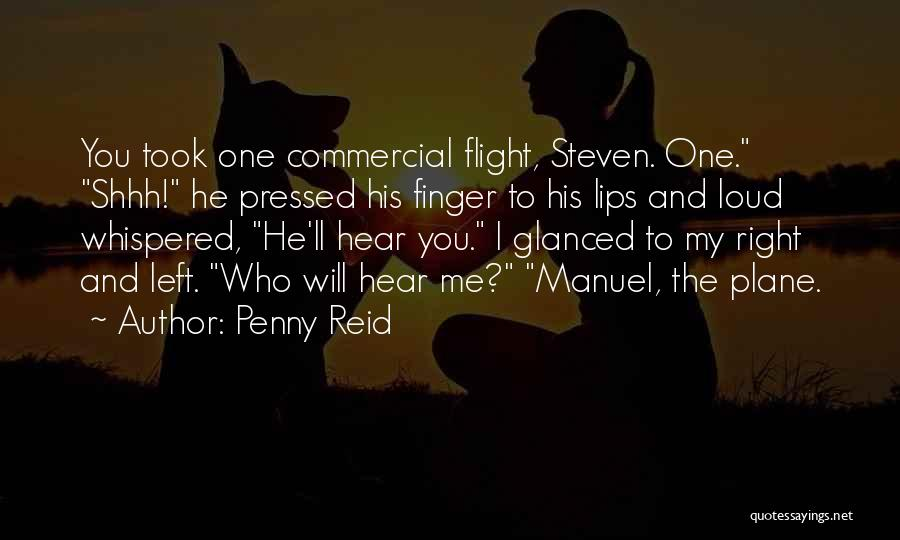 Who Left Me Quotes By Penny Reid
