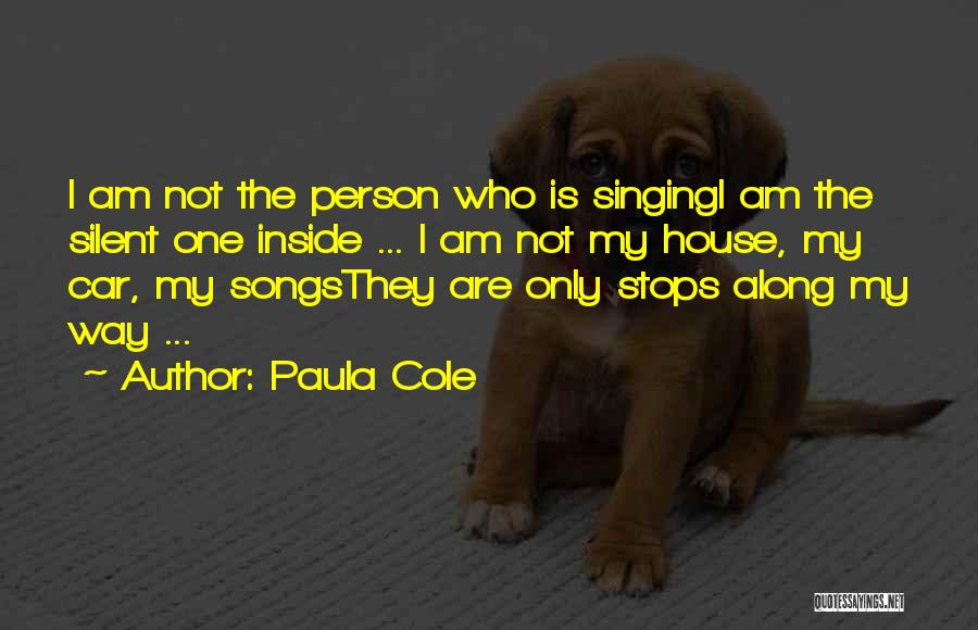 Who Song Quotes By Paula Cole
