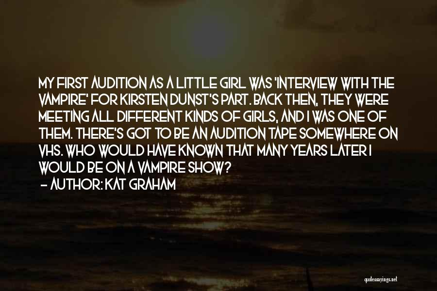 Who Would Have Known Quotes By Kat Graham