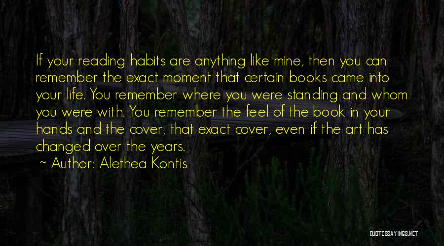 Whom You Like Quotes By Alethea Kontis