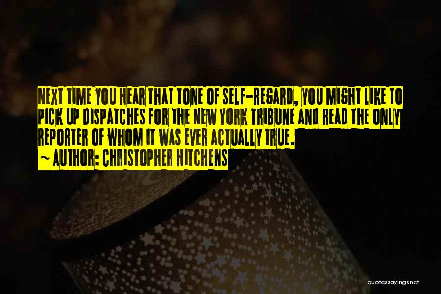 Whom You Like Quotes By Christopher Hitchens