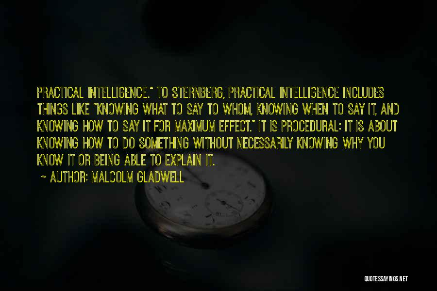 Whom You Like Quotes By Malcolm Gladwell