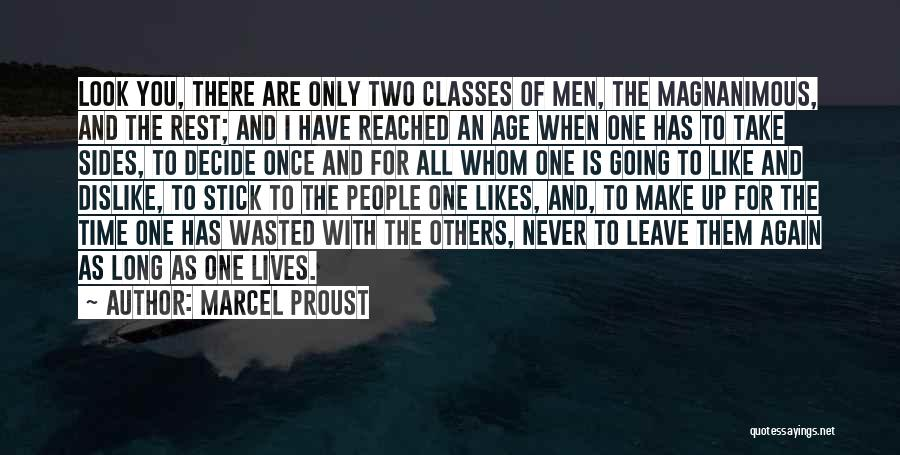 Whom You Like Quotes By Marcel Proust