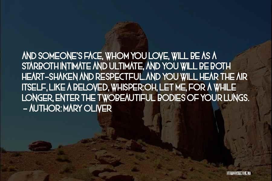 Whom You Like Quotes By Mary Oliver
