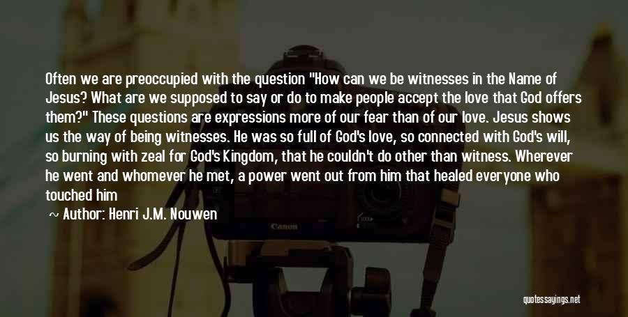 Whomever Quotes By Henri J.M. Nouwen