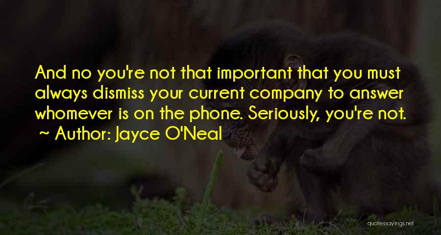 Whomever Quotes By Jayce O'Neal