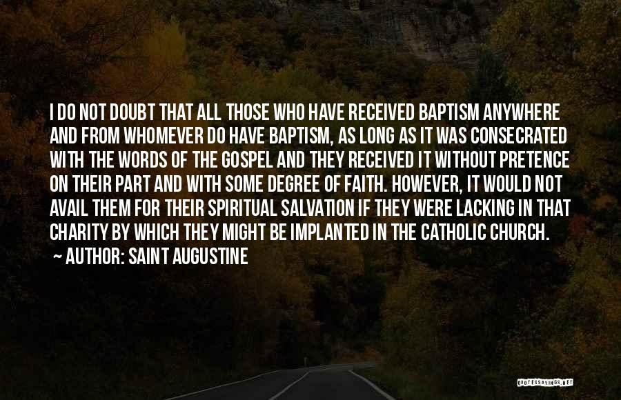 Whomever Quotes By Saint Augustine