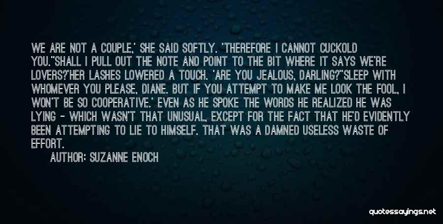 Whomever Quotes By Suzanne Enoch