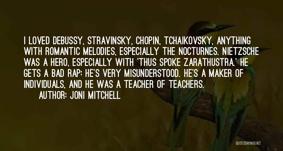 Why Am I Misunderstood Quotes By Joni Mitchell