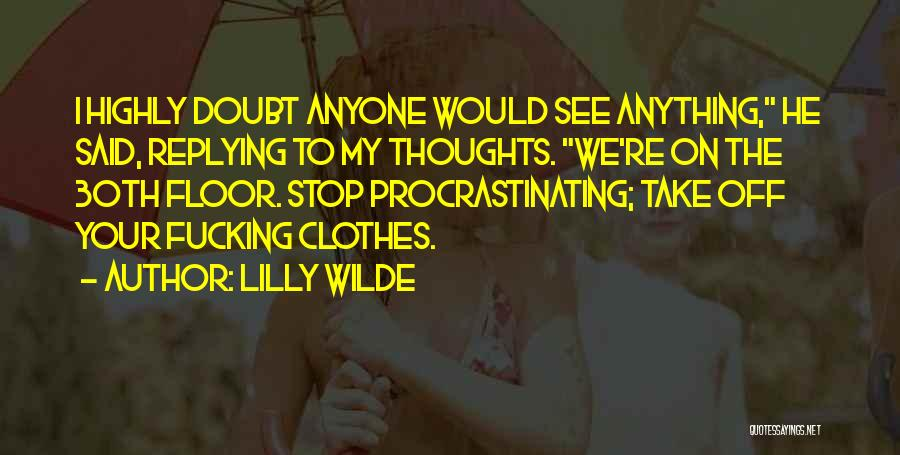 Why Are You Not Replying Quotes By Lilly Wilde