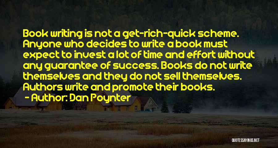 Why Authors Write Quotes By Dan Poynter