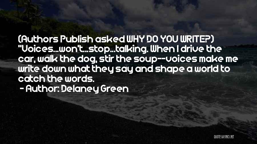 Why Authors Write Quotes By Delaney Green