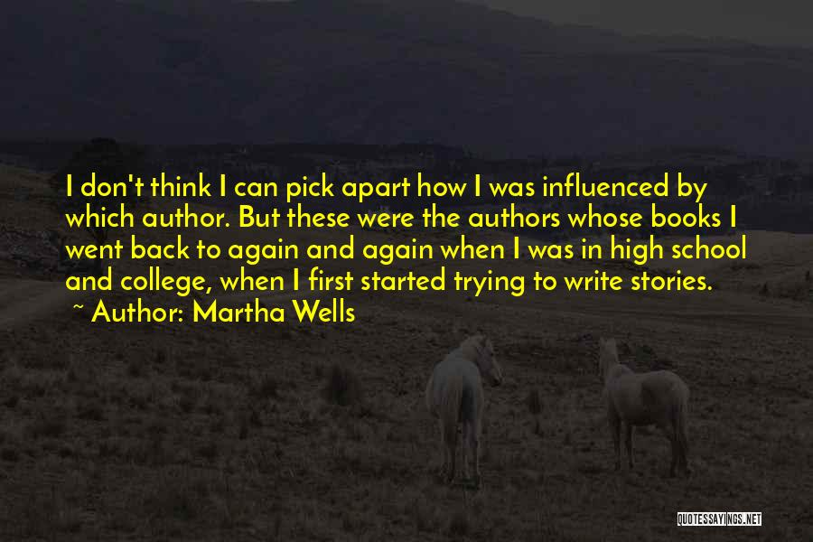 Why Authors Write Quotes By Martha Wells
