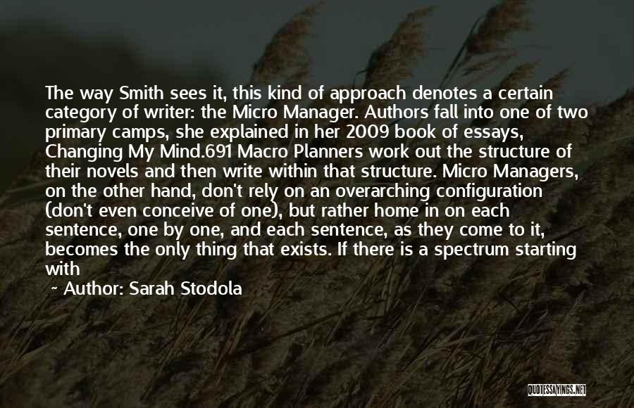 Why Authors Write Quotes By Sarah Stodola