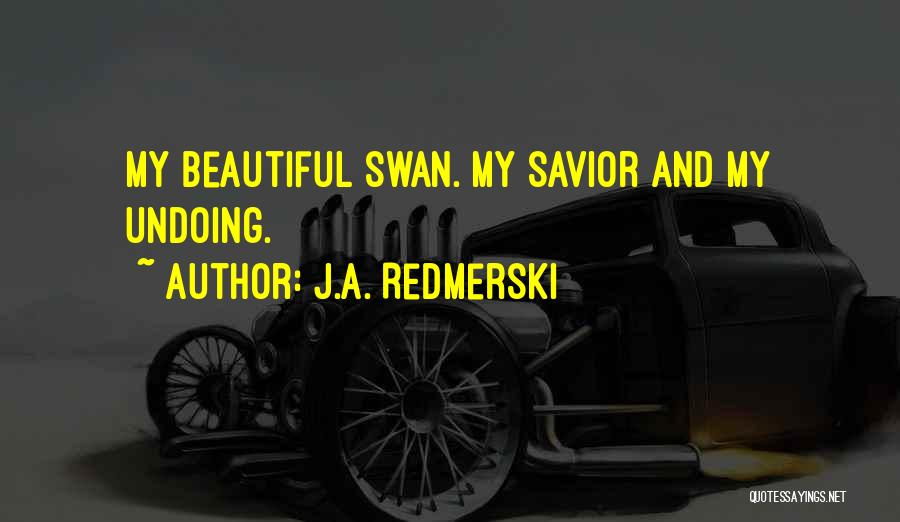 Why Cry Quotes By J.A. Redmerski