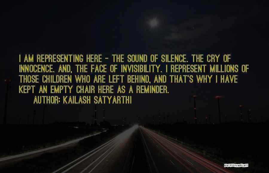 Why Cry Quotes By Kailash Satyarthi