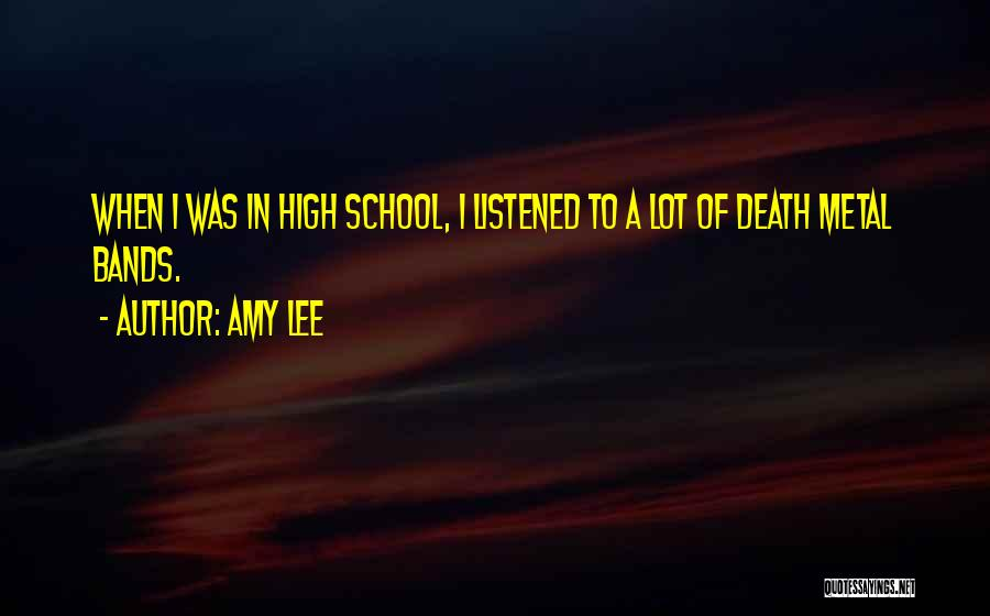 Why Do We Go To School Quotes By Amy Lee