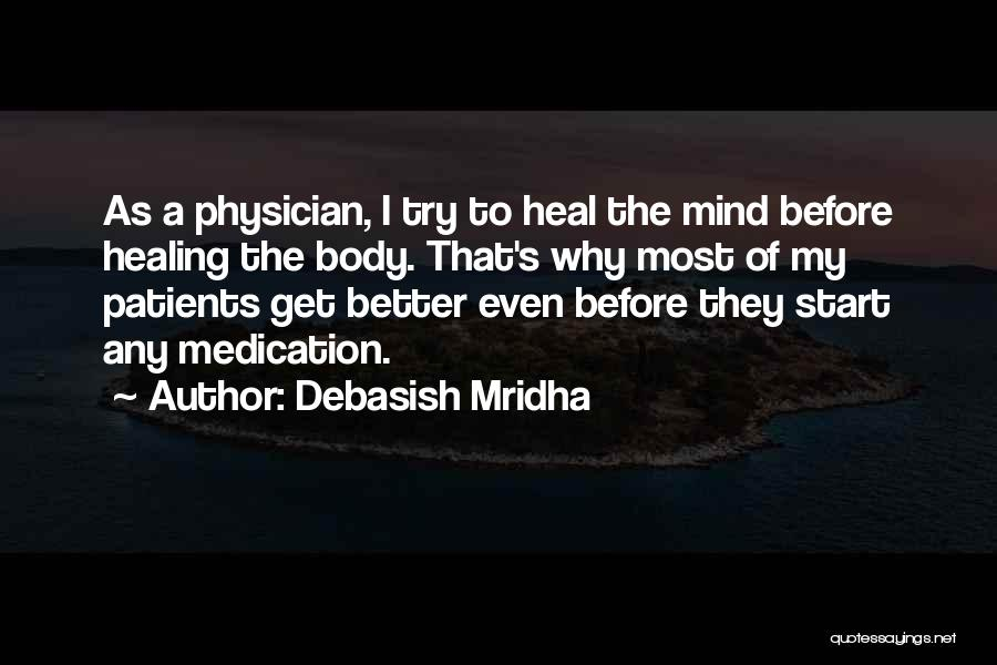 Why Even Try Quotes By Debasish Mridha