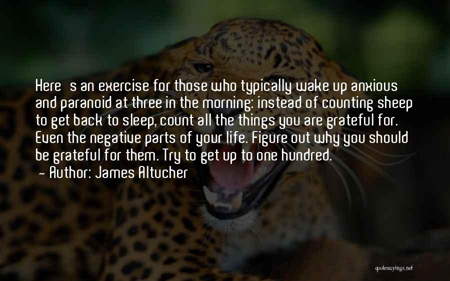 Why Even Try Quotes By James Altucher