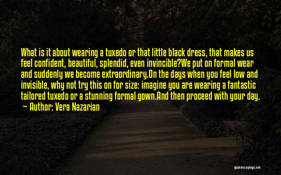 Why Even Try Quotes By Vera Nazarian