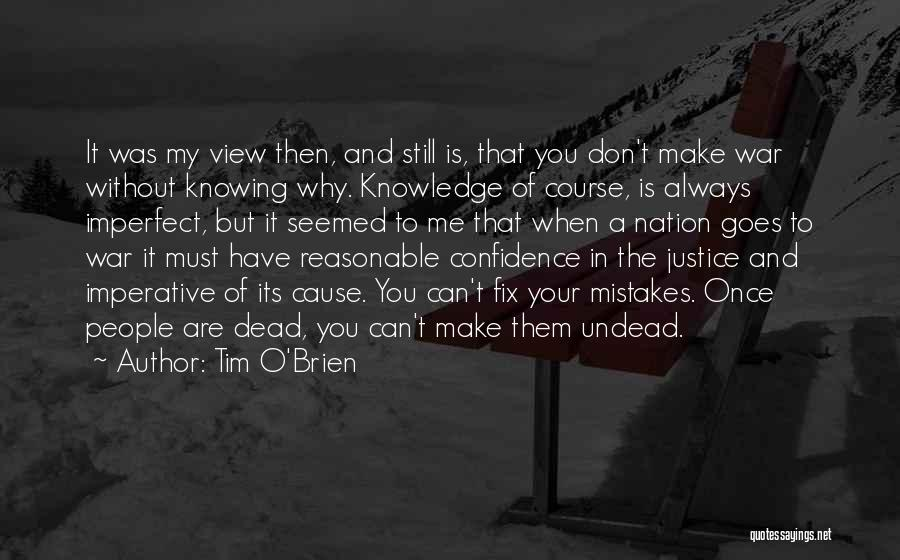 Why It Always Me Quotes By Tim O'Brien