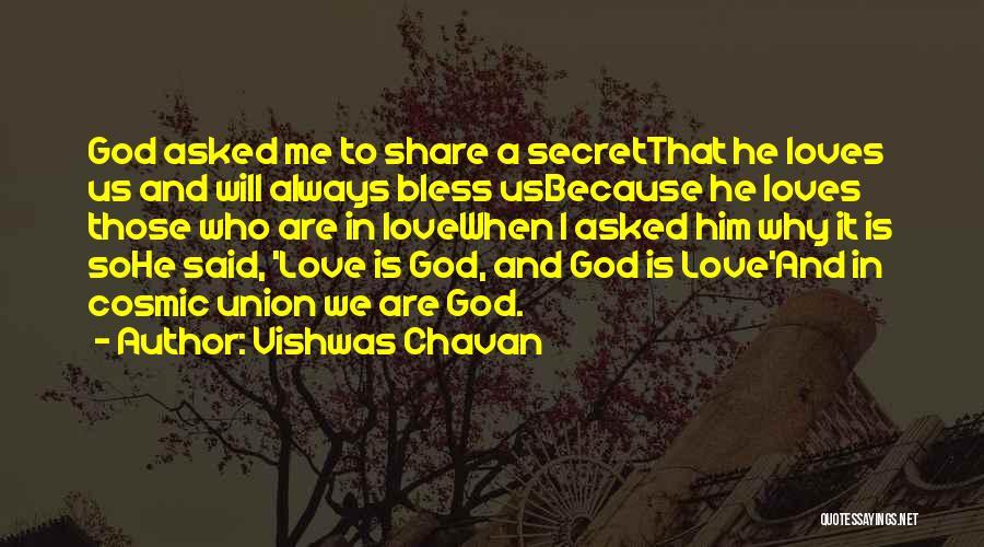 Why It Always Me Quotes By Vishwas Chavan