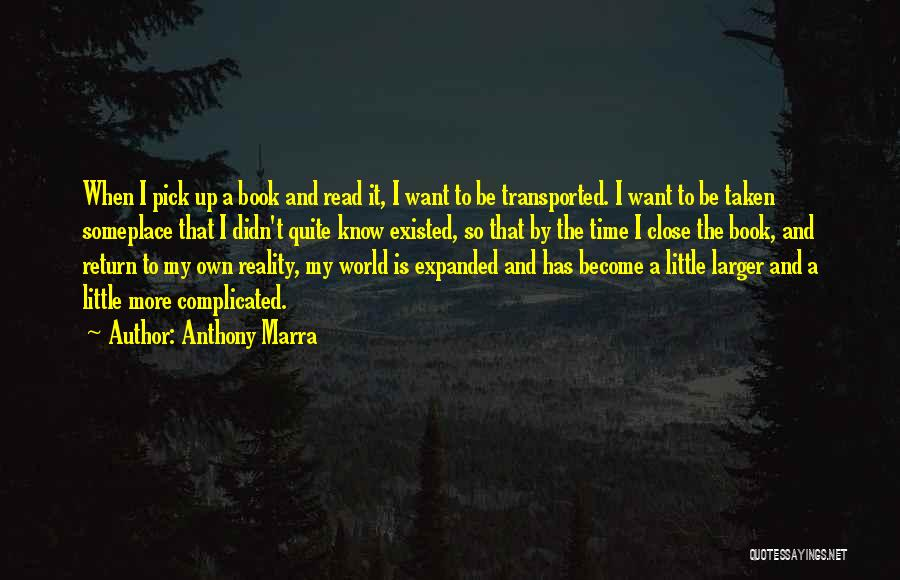 Why It's So Complicated Quotes By Anthony Marra