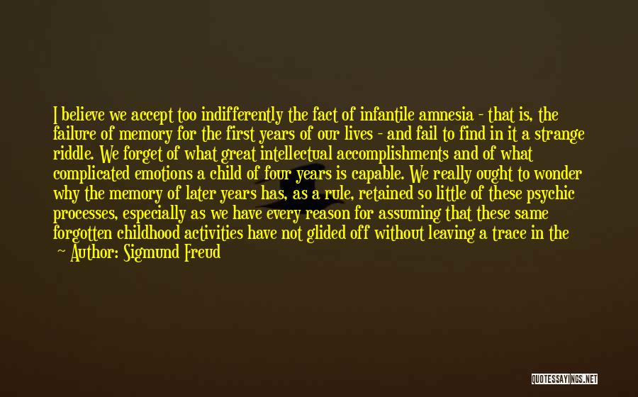 Why It's So Complicated Quotes By Sigmund Freud