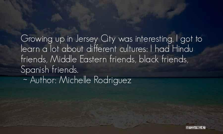 Why Learn Spanish Quotes By Michelle Rodriguez