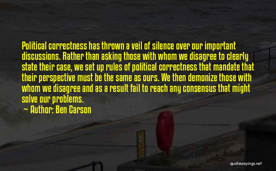 Why Rules Are Important Quotes By Ben Carson