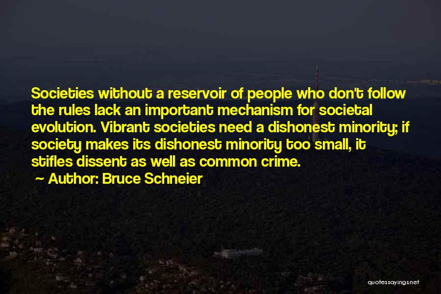 Why Rules Are Important Quotes By Bruce Schneier