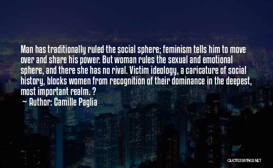 Why Rules Are Important Quotes By Camille Paglia