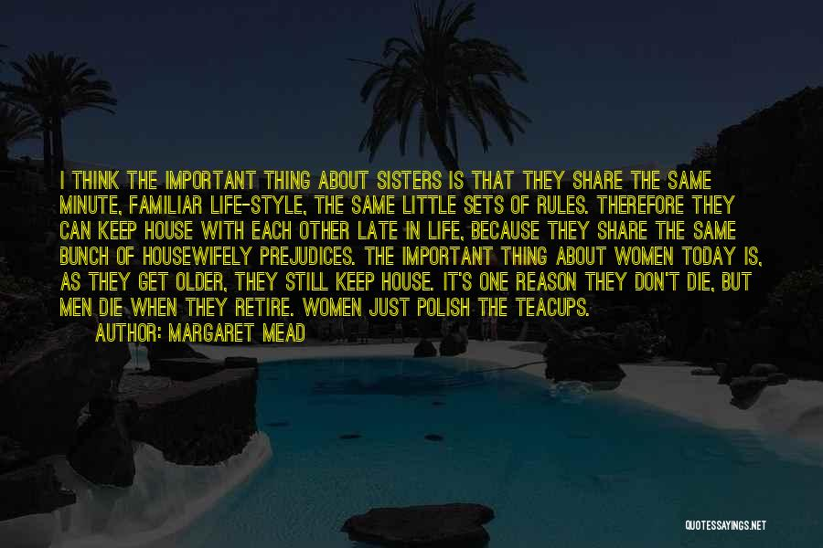 Why Rules Are Important Quotes By Margaret Mead