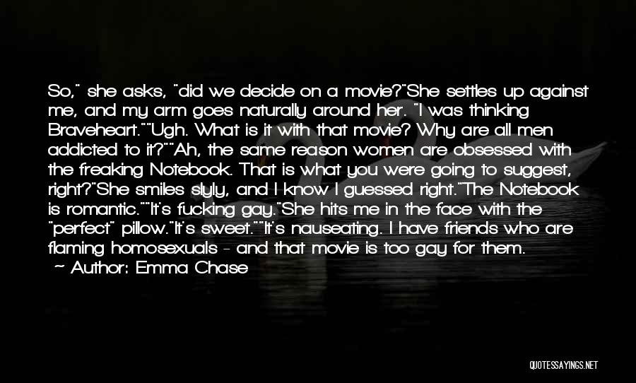 Why She Is Perfect Quotes By Emma Chase