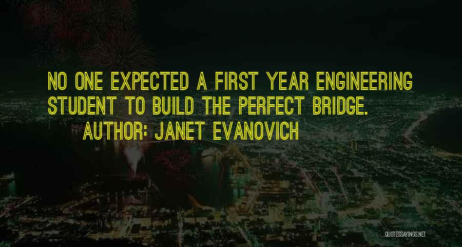 Why She Is Perfect Quotes By Janet Evanovich