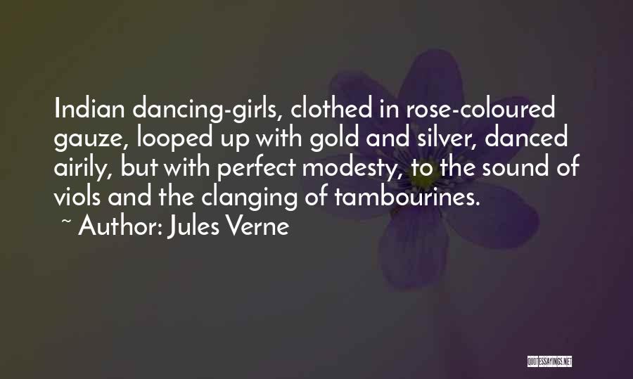 Why She Is Perfect Quotes By Jules Verne