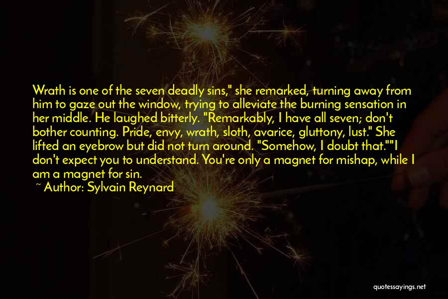 Why Should I Bother Quotes By Sylvain Reynard